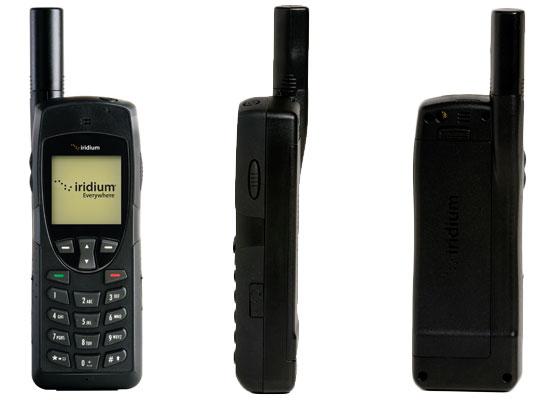 Iridium Satphones