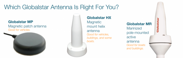 Globalstar Antenna Option