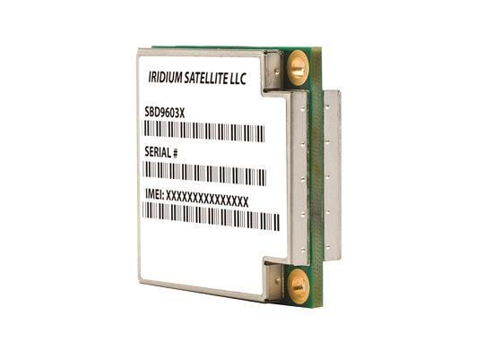 Iridium 9603 SBD Transceiver