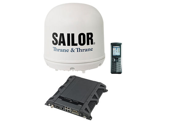 Cobham Sailor 250 fleet Broadband