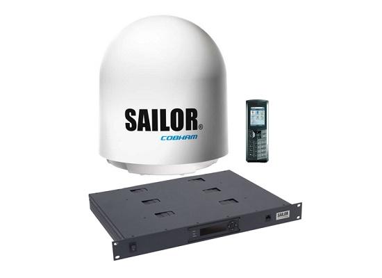 Cobham Sailor 500 Rack
