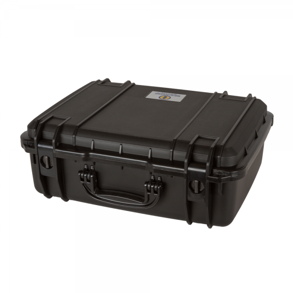 Seahorse SE720 Hard Case Black