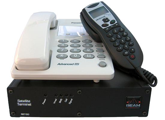 RST100B With IP Handset and Pots