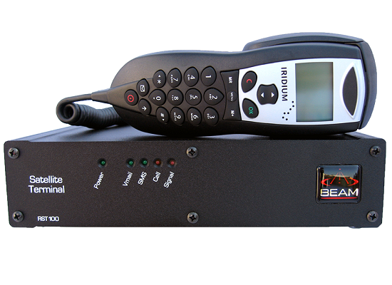 RST100B With IP Handset