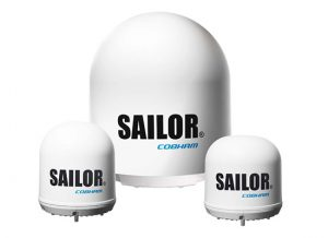 Cobham Sailor Fleet Broadband