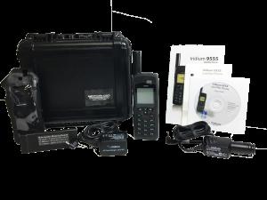 Iridium 9555 Satellite Phone Pre Owned Kit 2