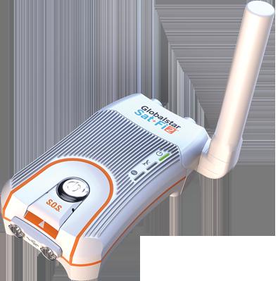 Globalstar Sat-Fi2 Deployed 2