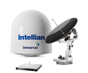 Intellian Inmarsat GX 100