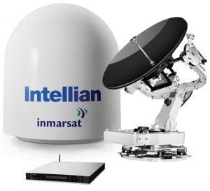 Intellian Inmarsat GX 60