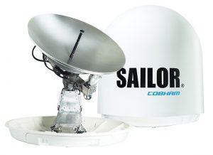 Cobham Sailor GX 100