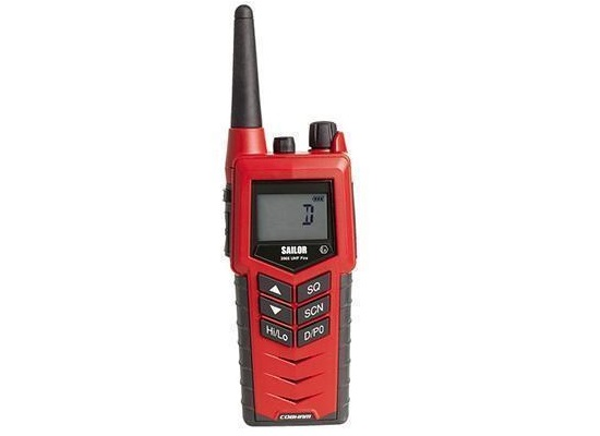 sailor 3965 uhf fire fighter radio