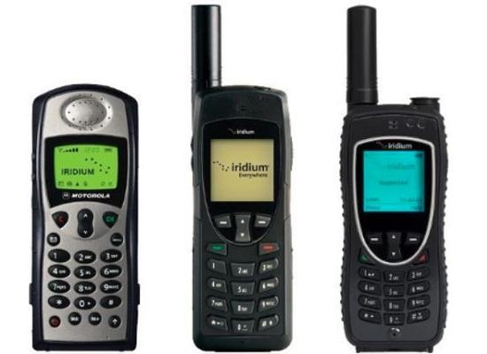 Iridium Phones