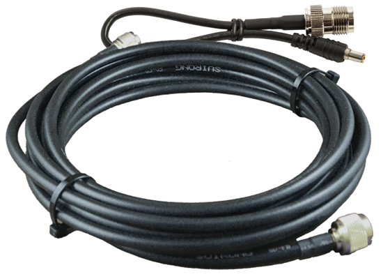 Iridium LMR-400 Antenna Cable with Pigtail