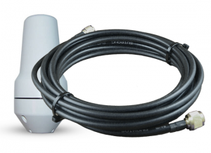 Iridium LMR-400 Antenna Cable with Mast Antenna