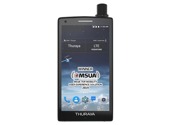thaurya phone