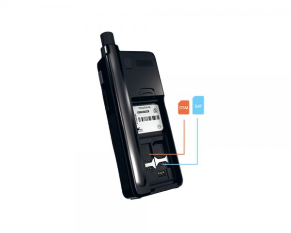 Thuraya XT-Pro Dual 1