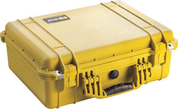 pelican-1520-yellow-dustproof-case