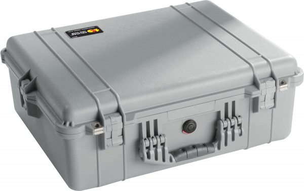 pelican-1600-silver-watertight-case