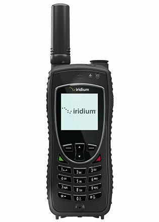 Iridium 9575A Bearcat